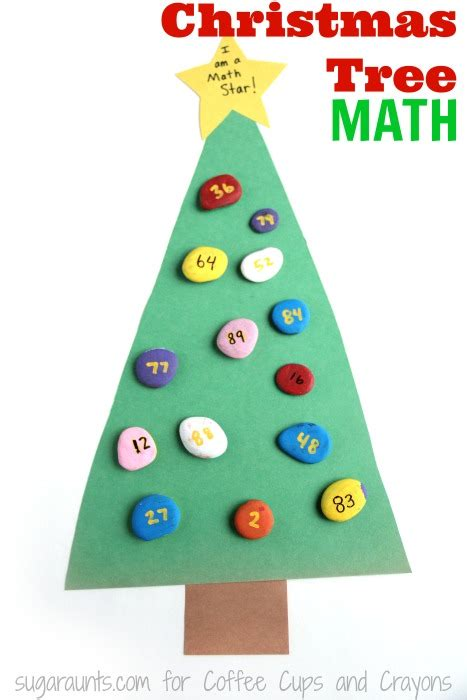 christmas tree activities for christmas tree math activity that will get excited about 8107