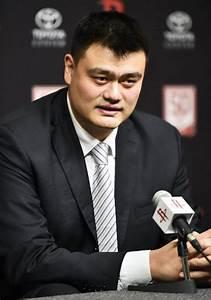 Rockets retiring Yao Ming's No. 11 jersey - Sports News ...
