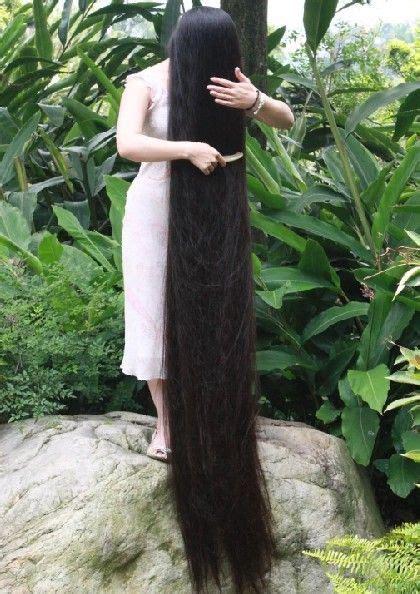 haircuts for thick hair 长发 剪发 hair longhair beautiful hair beautiful hair 9841