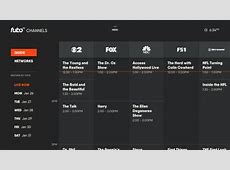 fuboTV's streams of local TV stations grows to more than