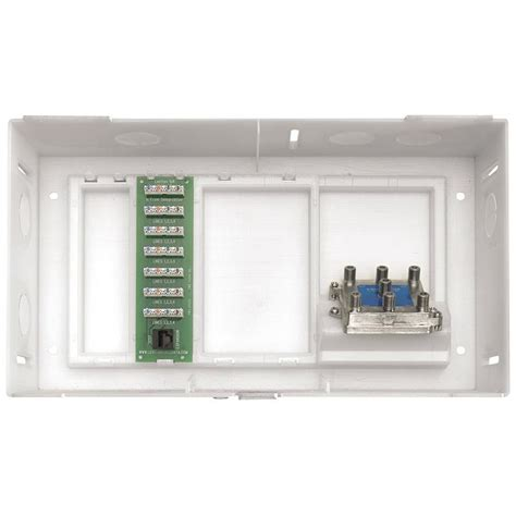Leviton Mdu Abs Molded Plastic Empty Compact Wiring