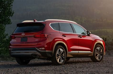 New Hyundai Santa Fe 2020 by 2020 Hyundai Santa Fe Redesign And Release Date 2020 Hyundai