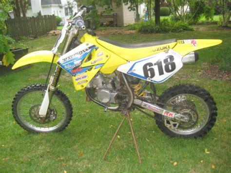 suzuki motocross bikes for sale suzuki rm 85 dirt bike for sale on 2040 motos