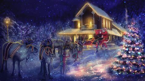 Christmas Desktop Themes