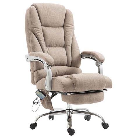 fauteuil de fauteuil de bureau comodity tissu taupe