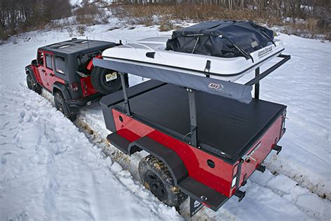 offroad trailer xventure off road trailer hiconsumption