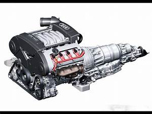 Audi W12 Engine Pictures