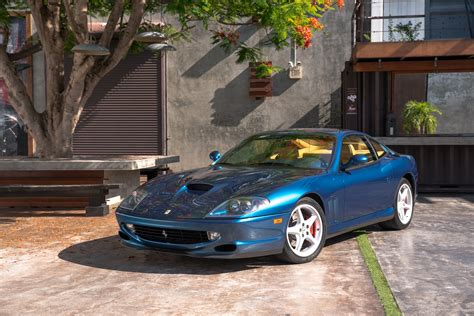 At first glance, the ferrari 575m maranello doesn't look like anything to write home about. 1998 Ferrari 550 Maranello For Sale   Curated   Vintage ...