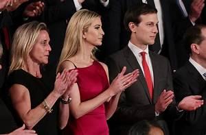 Ivanka Trump Photos Photos - Donald Trump Delivers Address ...