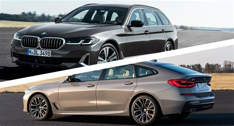 Bmw has refreshed the 5 series for the 2021 model year. Watch The 2021 BMW 5 Series And 6 Series GT Presentation ...