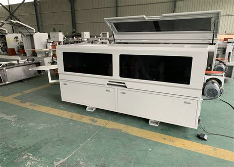 commercial mdf edge banding machine high precision curved edge banding machine