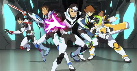 wacom presents voltron legendary defender creative team