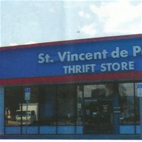 St Vincent De Paul Thrift Store Thrift Stores 2023