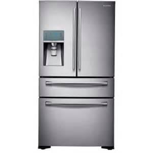 samsung 22 6 cu ft 4 door french door refrigerator in