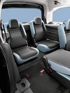 Citro U00ebn Berlingo Et Peugeot Partner Tepee 2012 Sont Dans
