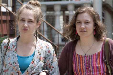 Lena Dunham And Judd Apatow Girls Interview Collider