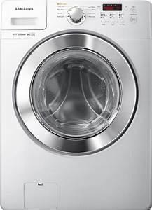 Samsung Front Load Washer 3 6 Cu  Ft  Wf365btbgwr