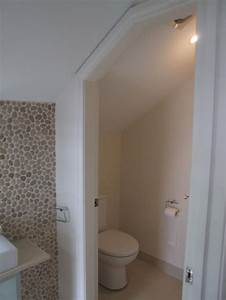 bathrooms sloped ceiling bca compliance small attic With small attic bathroom sloped ceiling