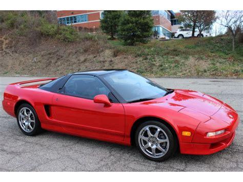 1992 acura nsx cars for sale