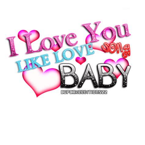 love text png transparent images   clip