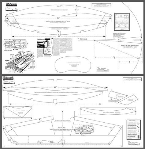 Minimax Boat Plans by Size Plans For Sale Muskoka Seaflea