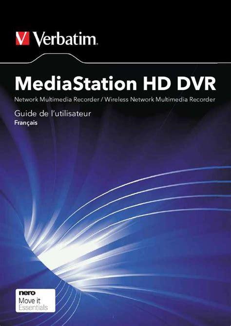 Verbatim mediastation hd dvr for sale [ media players, cd vcd dvd.