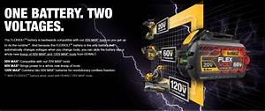 New Dewalt FLEXVOLT 60V & 120V Max Power Tools - Tool Craze