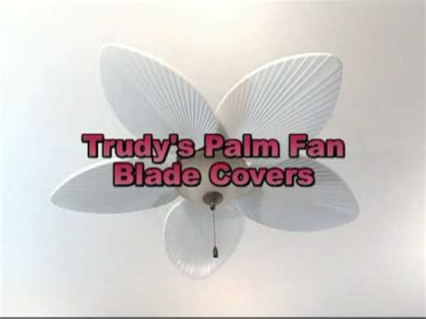 ceiling fan blade covers ceiling fan blade covers change decor and airflow youtube