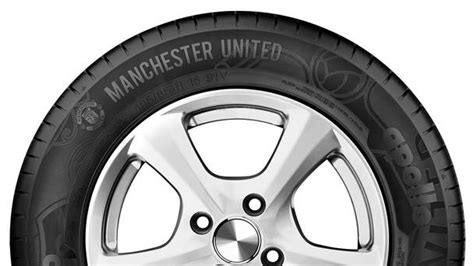 Manchester United Car Tyre On Sale