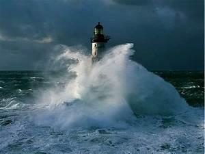 Leuchtturm Ar Men : jean guichard phare d 39 ar men keilrahmen bild leinwand leuchtturm meer wellen ebay ~ Buech-reservation.com Haus und Dekorationen