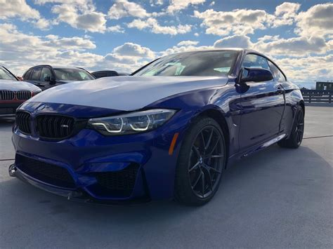 Bmw M4 Coupe 2019 by New 2019 Bmw M4 Cs Coupe 2dr Car In Bridgeport 19102