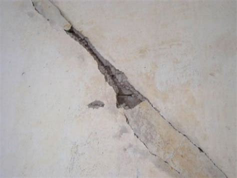 filling hairline cracks in ceiling a on how to fill larger wall cracks