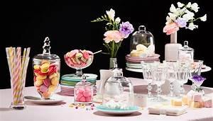 Decoration De Table Pour Anniversaire Adulte : buffet de bonbons archives le blog d co de mlc ~ Preciouscoupons.com Idées de Décoration