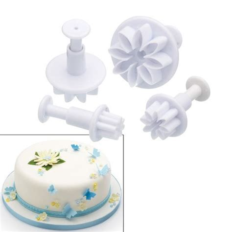 emporte pi 232 ces p 226 te 224 sucre sweetly does it fleur x4 kitchen craft kookit