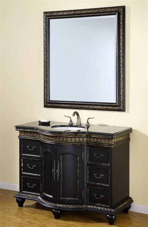 46 Inch Wide Bathroom Vanity by 30 Inch To 48 Inch Vanities Single Bathroom Vanities