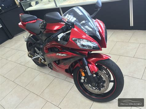 Used Yamaha Yzf-r6 2011 Bike For Sale In Lahore