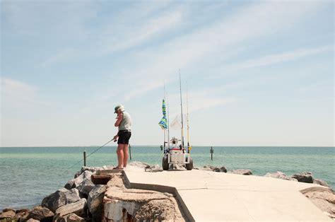 fishing beach mexico reel catch mexicobeach