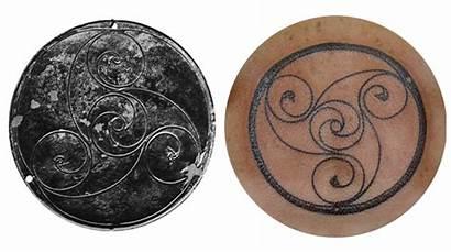 Tattoos Tattoo Disc Bann Metal Celtic Ancient