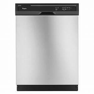 Whirlpool Undercounter Dishwasher  U2014 Apartment Size Appliances