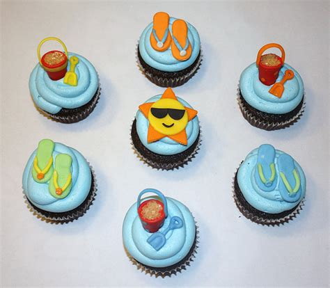 cupcake themes summer themed cupcakes on pinterest themed cupcakes cupcake and cupcake ideas