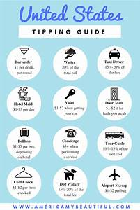 Restaurant Tipping Chart Usa Tipping Etiquette Everything You Need To Know