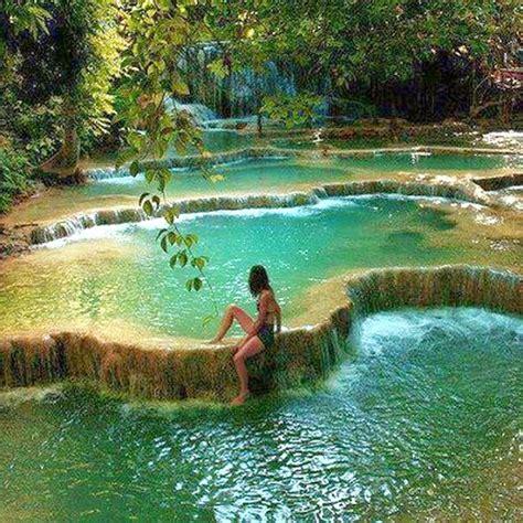 The Nicest Pictures Erawan National Park Kanchanaburi
