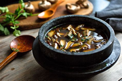 tofu mushroom soup recipe nyt cooking
