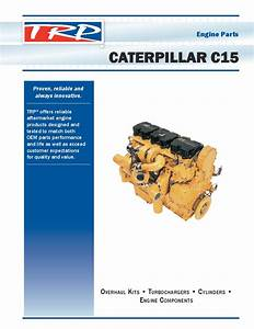 Cat C15 Engine Parts Manual Pdf Download