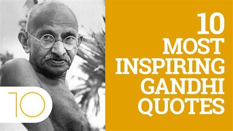 top  inspiring gandhi quotes youtube
