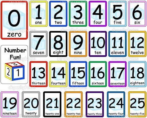printablenumberflashcards esl numbers