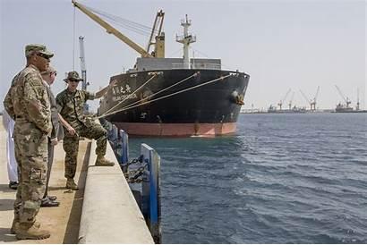 Military Ports Oman Logistics Duqm Mil