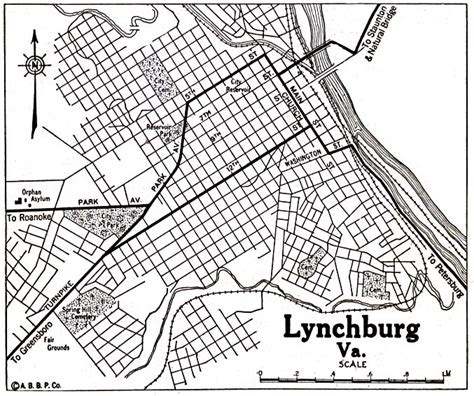 lynchburg virginia offender map is virginia maps perry castañeda map collection ut