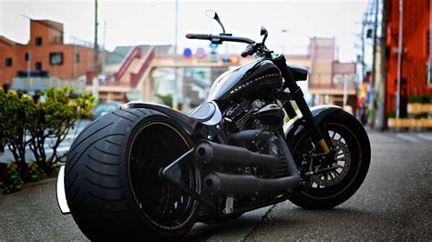 Harley Davidson Vintage, Hd Bikes, 4k Wallpapers, Images