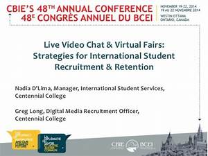 Live Chat and Virtual College Fairs: Strategies for ...
